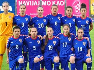 Hrvatice u prijateljskim ogledima sa Slovačkom
