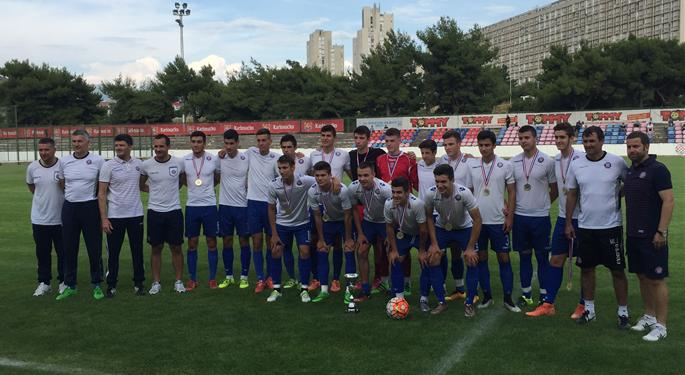 Juniori Hajduka prvaci NS Split