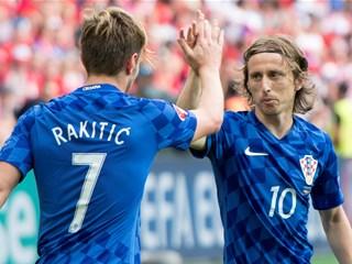 Modrić and Rakitić shortlisted for FIFA FIFPro World11