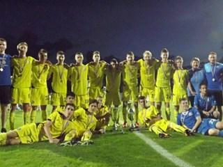 Dinamo pobjednik Međunarodnog turnira Branko Čavlović Čavlek