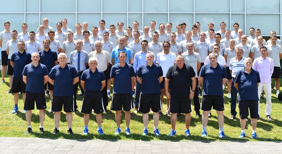Održan seminar nogometnih sudaca i kontrolora sudaca MAXtv Prve lige#Workshop for First Division football referees and referee advisors
