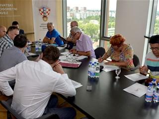 Odluke Komisije za sigurnost HNS-a