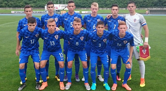 Hrvatska U-17 remizirala s Austrijom