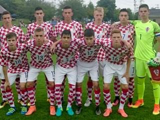 Hrvatska U-17 za EP 2017.