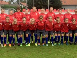 Hrvatska U-18 svladala Makedoniju