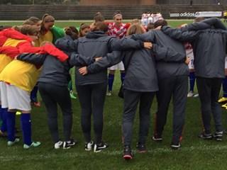 Mlade Hrvatice na Razvojnom turniru u Sarajevu