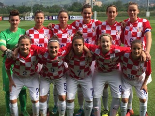 Hrvatska U-18 osvojila Uefa razvojni turnir