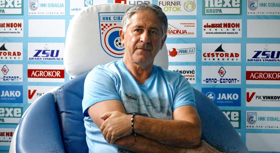 Stanko Mršić, trener s 453 utakmice u 1. HNL