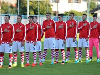 Hrvatska U-21 reprezentacija na ispitu generacije