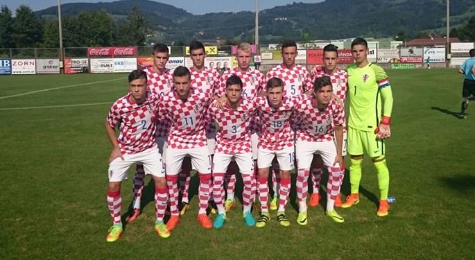 Hrvatska U-17 treća u Austriji