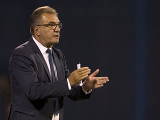 "Čačić: ""There will be no easy points in this group"""