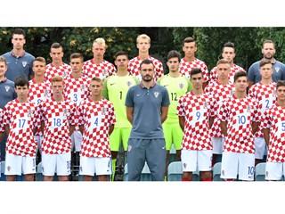 Hrvatska U-17 na Croatia Cupu