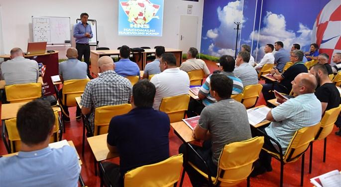 Održan sastanak o radu nacionalnih razvojnih kampova HNS-a