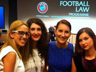 Tanja Peraković završila Uefin program Nogometnog prava