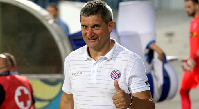 Hajduk uvjerljiv, Slaven Belupo na jedanaesterce