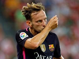 Rakitić dvostruki asistent u visokoj pobjedi Barcelone