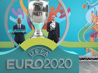 Predstavljen vizualni identitet za EURO 2020