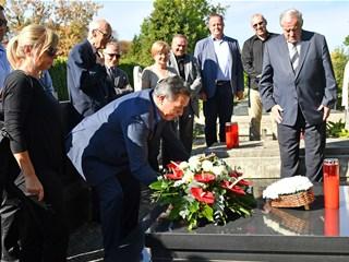 Treća godišnjica smrti Vlatka Markovića