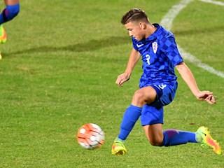 Hrvatska U-17 protiv Njemačke nastavlja Croatia Cup
