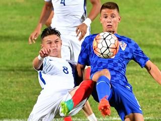 Poraz Hrvatske U-17 na početku Croatia Cupa
