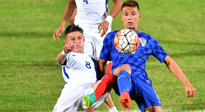 VIDEO: Poraz Hrvatske U-17 na početku Croatia Cupa