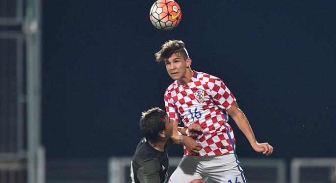 Hrvatskoj U-17 nedostajao pogodak za povratak protiv Njemačke