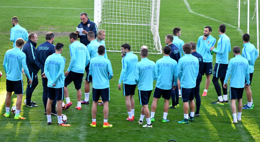 Coach Čačić selects squads to face Mexico and Iceland