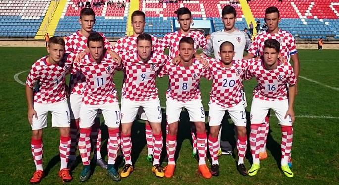 Hrvatska U-17 s igračem manje poražena u nadoknadi