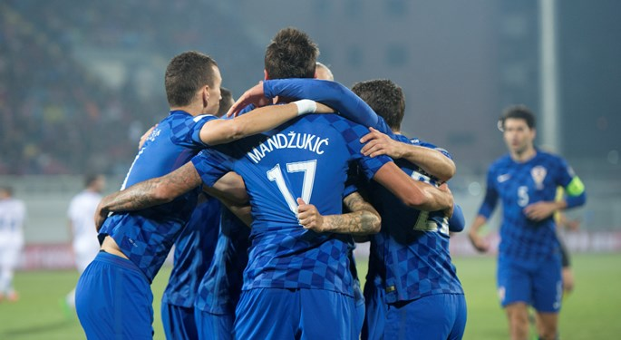 Efficient Croatia cruises at Kosovo, scores six