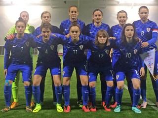 Hrvatska U-17 poražena od Francuske