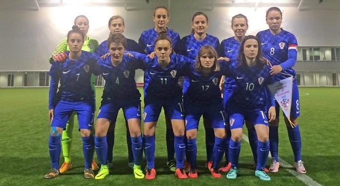 Škotska svladala Hrvatsku U-17