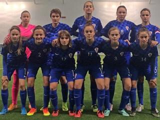 Mlade Hrvatice nadjačale Kazahstan na kraju turnira