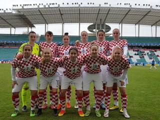 Hrvatska U-19 u Sesvetama protiv Škotske
