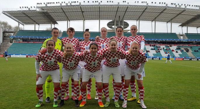 Pobjeda mladih Hrvatica na kraju kvalifikacija