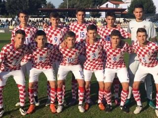 Remi bez pogodaka Hrvatske U-16 sa Slovenijom
