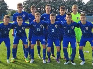 Hrvatska U-16 u drugom susretu nadjačala Sloveniju
