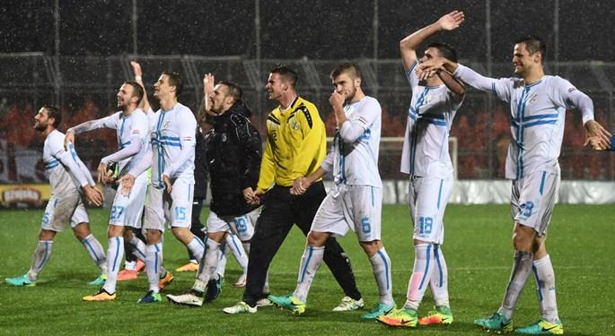 Rijeka prvi polufinalist Kupa
