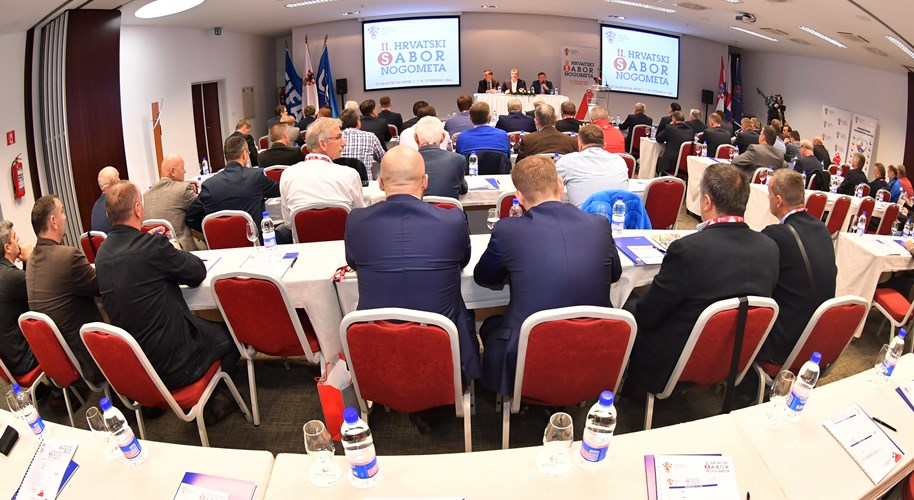 Održan Drugi hrvatski sabor nogometa#Second Croatian Football Council held in Sv. Martin na Muri