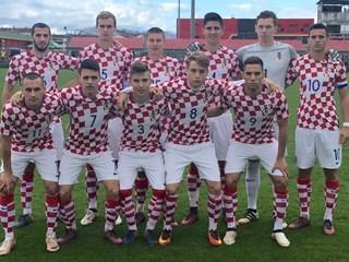 Hrvatska protiv Turske, Poljske i Portugala u Elitnom kolu U-19