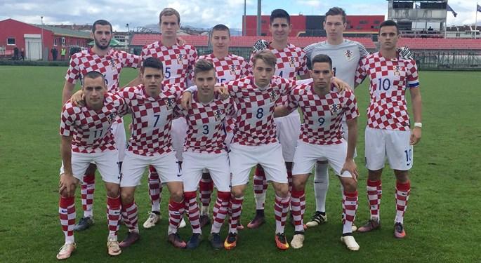 Maksimalan učinak Hrvatske U-19 u Crnoj Gori