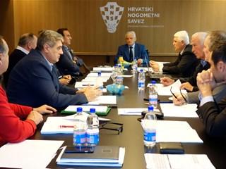 Održana 27. sjednica Komisije nogometnih sudaca