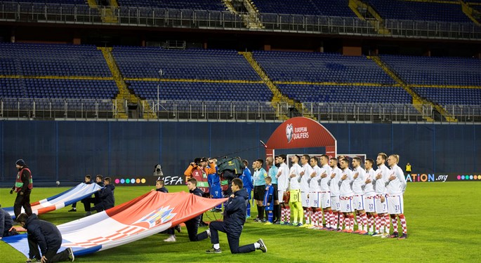 Odlična Hrvatska uzela tri boda protiv Islanda#Excellent Croatia takes three points against Iceland