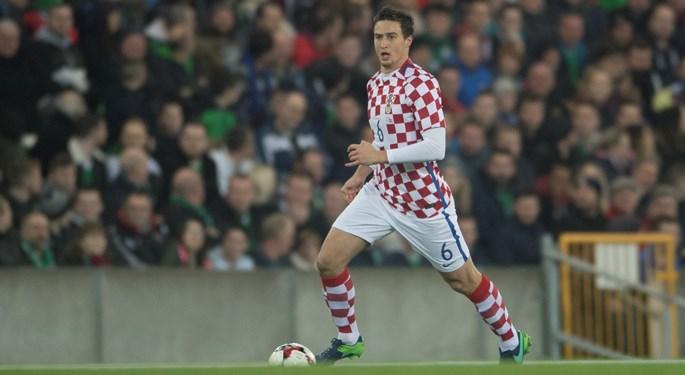 Matej Mitrović u debiju postigao prvi pogodak