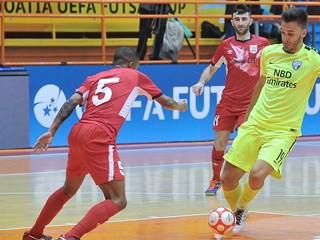 Uvjerljivi Nacional na korak do završnog turnira Lige prvaka