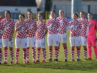 Hrvatice u skupini sa Švedskom i Danskom