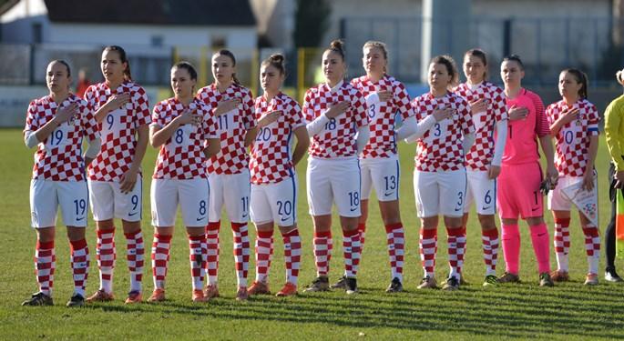 Hrvatice odradile drugi prijateljski susret s Kinom