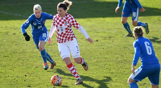 Hrvatice na Istra Cupu 2017.