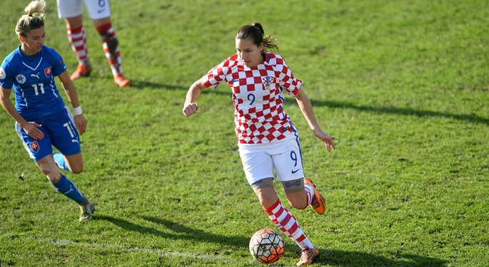 Kina svladala Hrvatice u prvom prijateljskom ogledu