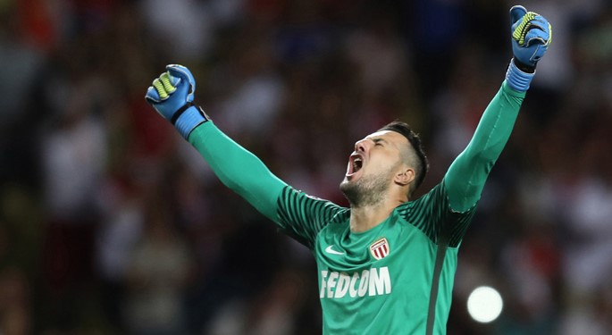 Danijel Subašić produžio ugovor s Monacom