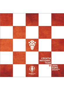 Official media guide<br>Croatia @ UEFA EURO 2016™ France, June 2016